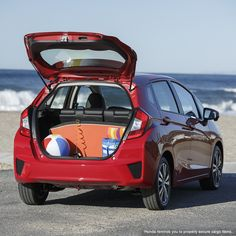 The 2020 Honda Fit is revved up and ready to go. With extended cargo space and a stylish interior, the Honda Fit is a small car ready for big adventures. Vintage Cars, Antique Cars, Honda Cars, Honda Fit, Luxury Suv, Car Wallpapers, Fast Cars, Exotic Cars, Motor Car