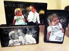 A Couple of Craft Addicts: Picture Blocks