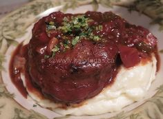 Follow Osso Bucco is a northern Italian dish, from the Lombardy region (near Milano). The old school Osso Bucco did not include tomatoes (as they appeared in Italy after the dishes creation). This dish is made with veal shanks and icing on the cake for this dish has to be the marrow inside each bone. …