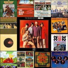 carl wilson albums | Beach Boys albums cover)arts (part 2)(via larryiswatching)