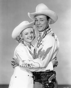 Roy Rogers & Dale Evans