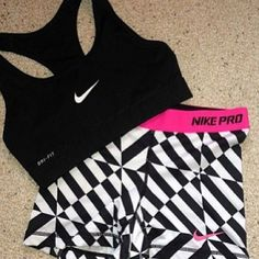 I really like these nike pros......