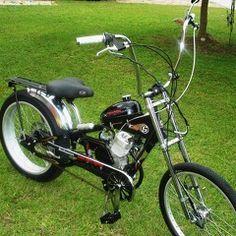 how to build a custom electric bike