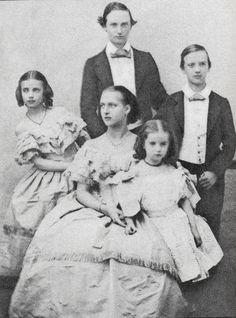 Marie and siblings