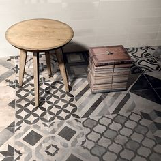 Apparently non-slip can be pretty too! (Commercial Non Slip Floor Tiles | Anti Slip Ceramic Tiles | Solus Ceramics)