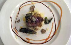 Rezept: Salbei-Kalbsfilet mit Trüffel-Risotto