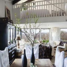 Дом в Швеции - Дизайн интерьеров | Идеи вашего дома | Lodgers