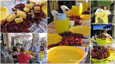 crawfish boil decorations