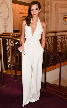 2015 White Jumpsuits For Women Street Style Trends (15)