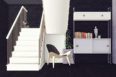 EzMachinima stairs (deco) at Sanoy Sims • Sims 4 Updates