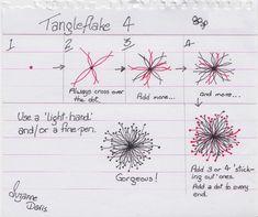 Tangleflake 4 | Flickr - Photo Sharing!