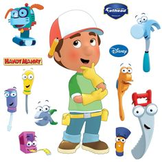100 Best Handy Manny Printables Images Handy Manny Handy Handy Manny Party