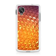Epcot Spaceship Earth Nexus 5 case