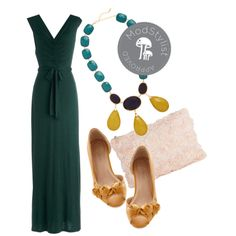 """Make the Fest of It Dress"" by modcloth on Polyvore"