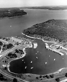 An aerial view of Chickamauga Boat Harbor on Chickamauga Lake. Tennessee State Library and Archives: Photograph and Image Search Photography Tutorials, Photography Tips, Chickamauga Lake, Cool Pictures, Cool Photos, Travel Tickets, Chattanooga Tennessee, Take Better Photos, Aerial View