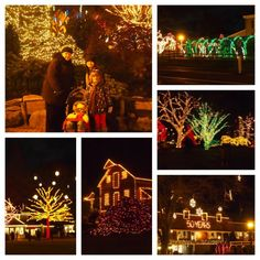 #PeddlersVillage is all dressed in holiday cheer through January 6. See photos in this fabulous blog post by @Kerri G!