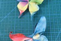 10 Fun Paper DIY Ideas – Origami Crafts – DIY Flower Diy, Diy Flowers, Winter Bridal Showers, Diy Paper, Paper Goods, Diy For Kids, Origami, Diy Ideas, Butterfly