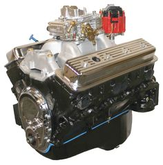 383ci stroker marine crate engine small block gm style longblock 383ci stroker crate engine small block gm style dressed longblock with carburetor iron heads flat tappet cam malvernweather Image collections
