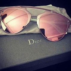 Dior Eyeglasses for sale Cute Sunglasses, Dior Sunglasses, Ray Ban Sunglasses, Mirrored Sunglasses, Sunglasses Women, Sunnies, Dior Reflected Sunglasses, Lunette Style, Handy Case