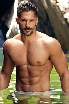 Joe Manganiello iso kalu Richie