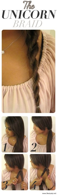 15 Easy-To-Make Braids Tutorials for you ladies - BeaLady.net