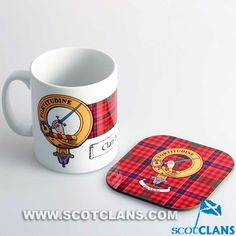 MacRae Clan Crest Mu