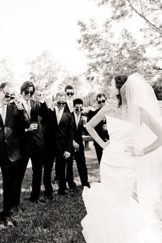 Must-have-shot with groomsmen ;) - Sonoma Wedding from onelove photography + Dandelion Events