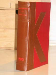 Franz Kafka, Obras escogidas