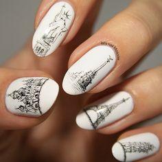 Instagram photo by letsnailmoscow  #nail #nails #nailart