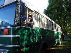 Jake's Bus Conversion !