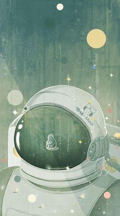 Trippy Wallpaper, Live Wallpaper Iphone, Anime Scenery Wallpaper, Cute Girl Wallpaper, Live Wallpapers, Cute Wallpaper Backgrounds, Cute Cartoon Wallpapers, Gifs, Anime Art Girl