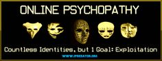 Online Psychopathy Image 60  Provided here is the link to iPredator's updated Online Psychopathy page presenting the traits of Online Psychopaths. At the base of the page, click on the PDF button to download the PDF paper. No personal information is required to download. Visit iPredator to review or download, at no cost, information about online psychopaths and the online psychopathy checklist by Michael Nuccitelli, Psy.D. Link: https://www.ipredator.co/ipredator/online-psychopaths/