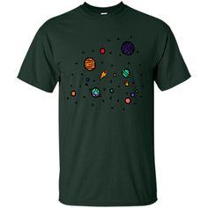 Galaxies T-Shirt