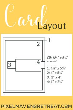 Get more card layouts like this one over at my blog! pixelmavensretreat.com Stampin' Up! | pmretreat - crafttips | cards | sketch