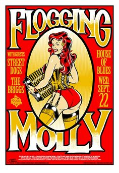 Flogging Molly. ❣Julianne McPeters❣ no pin limits