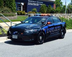 Us Police Car, Ford Police, State Police, Police Officer, Emergency Vehicles, Police Vehicles, Howard County, Horse Trailers, Search And Rescue
