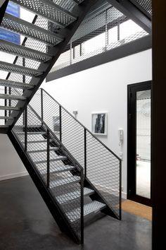 FABRE/deMARIEN architectes - Big Black House
