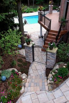 The Difference Between A Landscaper Designing And Installing Your Deck And  A Deck Builder   Check · Pillar LightsDeck BuildersThe ...