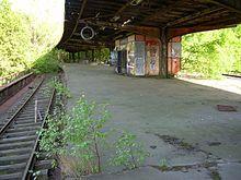 Siemensbahn - Berlín