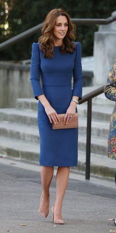 52cd27002 9 imágenes populares de vestido azul electrico