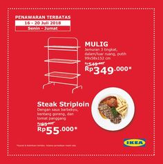 IKEA Hadirkan Penawaran Terbatas Mingguan - #IKEA #Pelita #BeritaBanten #InfoBanten #Banten - http://bit.ly/2NNQHS1