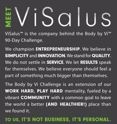 Visalus losing weight   www.yourweightlosschallenge.bodybyvi.com