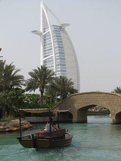 Burj al-Arab, Dubai, UAE