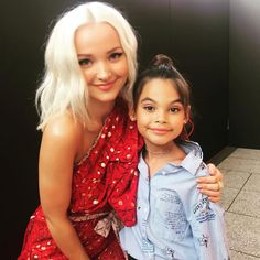 "1,548 Likes, 7 Comments - Izzy (@omgdovelie) on Instagram: ""she's so sweet the kids @dovecameron @ariana_greenblatt is so cuteeee"""