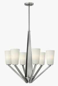 HinkleyLightingExperts | Victory - Six Light Chandelier
