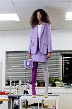 Natasha Zinko Pre-Fall 2018 Collection - Vogue