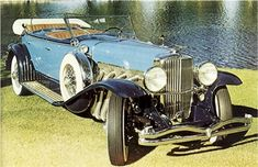 1929 Duesenberg Model J Dual Cowl Phaeton (Body by Murphy)
