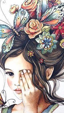 Delicadeza Em Ilustração