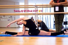 Aleksandra Soldatova (Russia), backstage World Cup (Minsk) 2017 Rhythmic Gymnastics Training, Laurie Hernandez, Challenge Cup, Gymnastics Pictures, Simone Biles, Artistic Gymnastics, Contortion, Modern Dance, 2017 Photos
