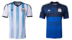 Las camisetas de las 32 selecciones para el Mundial 2014 - http://riodejaneirobrasil.net/las-camisetas-de-las-32-selecciones-para-el-mundial-2014/ #RioDeJaneiro #Brasil #Turismo